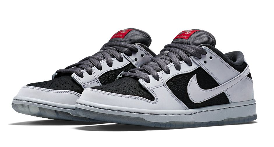 Nike Dunk Low Premium SB Color  Wolf Grey Wolf Grey-Black-Challenge Red  Style  504750-020. Release Date  06 27 2015. Price   110.00 05251d55a1