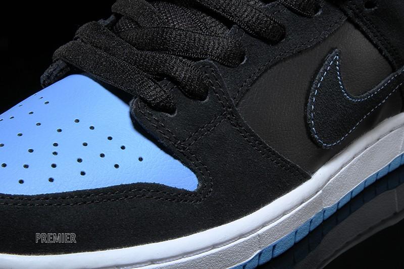Nike Sb Dunk Low Negro Blanco 2009 Maserati CLN7mv