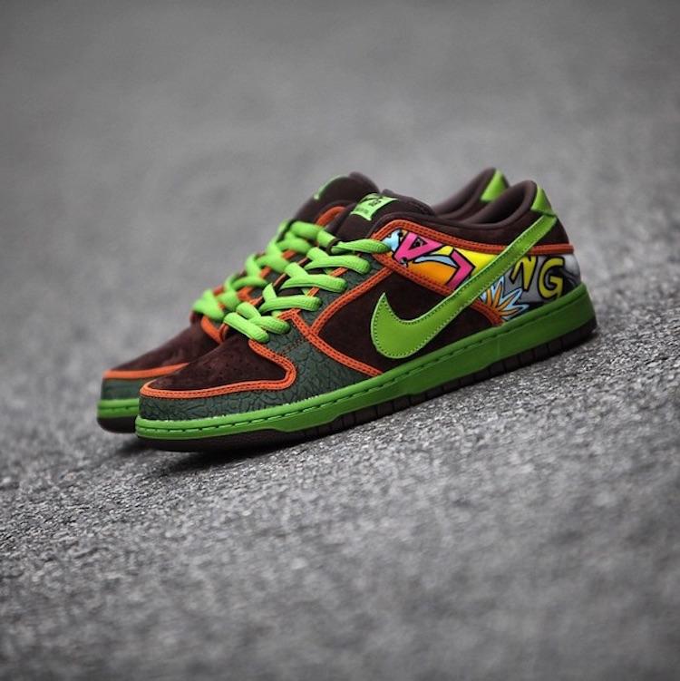 """competitive price 901f0 a2fcb Nike Dunk Low Premium SB """"De La Soul"""" 2015 – Images, Release Date"""