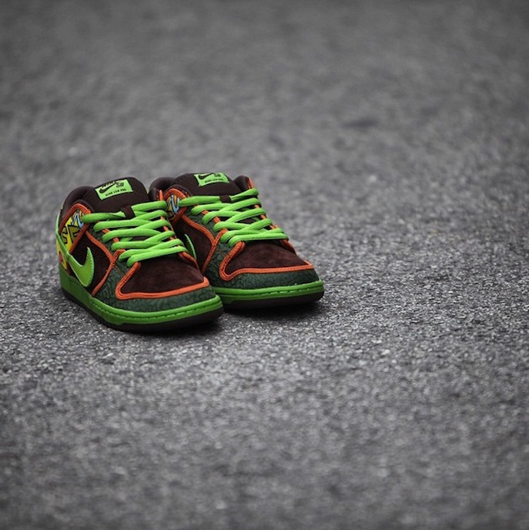 Nike Sb Dunke De La Soul Ebay Uk JrVLU9