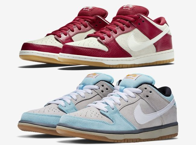 new products 0874e a4cf7 Nike Dunk Low Pro SB Color  Gym Red Gum Light Brown-White Style   304292-612. Price   90.00