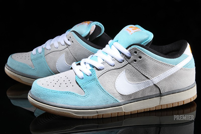pretty nice 45e7a a7788 Nike Dunk Low Pro SB x Plus Skateshop
