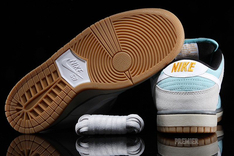 the best attitude 530ce 2fe7e Nike Dunk Low Pro SB Gulf of Mexico – SIZE 11.5 Glacier White Grey