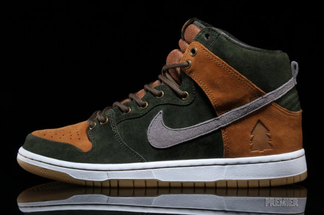 nike sb x homegrown dunk high