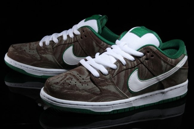 nike dunk low sb coffee lovers