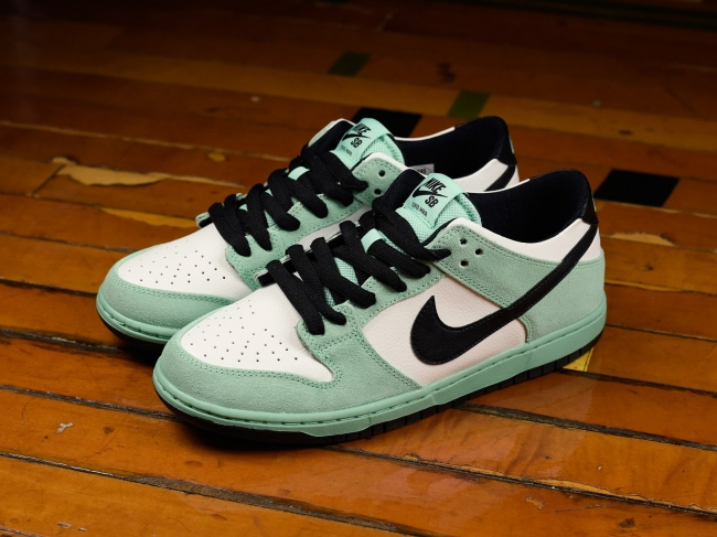 nike dunk low pro sb sea crystal