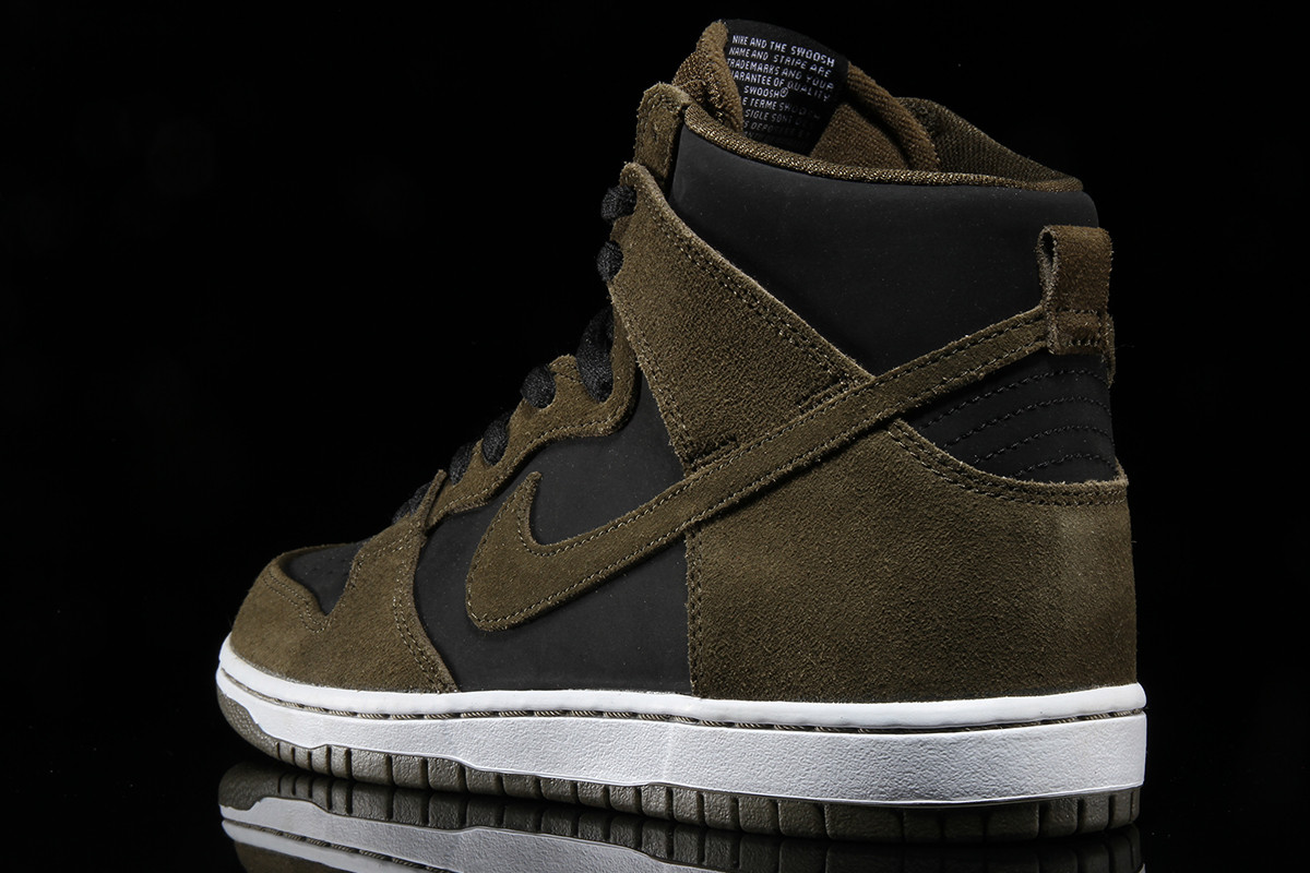 separation shoes a68ad 4d5be nike high dunk dazzler