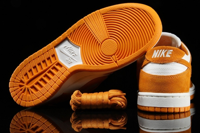 nike sb zoom dunk low pro circuit orange sail circuit orange 3med