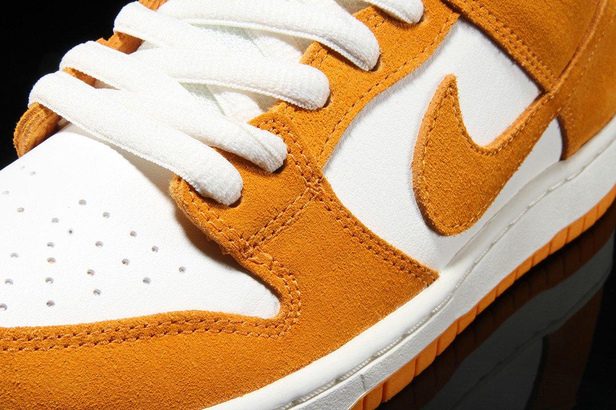 5e2d02052 Nike Dunk Low Pro SB Sz 11 Flash 2002 Flashes Orange Black DEADSTOCK DS W   Box!!