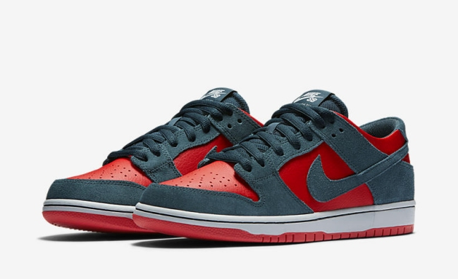 nike sb dunk low reverse shark