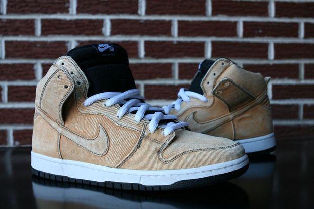 competitive price 91a17 83737 2006 Nike Dunk Low Denim Blue Size 9 Jordan Supreme Wtaps Yeezy Pigeon Bape