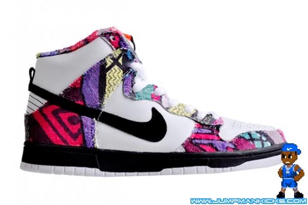 "super popular b0a24 58fd4 Nike SB Dunk High Pro ""Future Court"" Obsidian White DS Quickstrike sz 8-13"