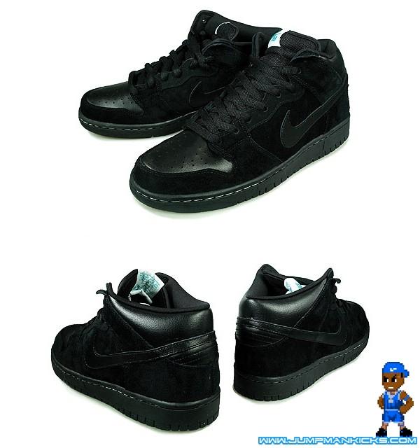 53388ac4cf34d Mens Nike SB Zoom Blazer Mid XT Bota Black Anthracite Dunk AA4100-001