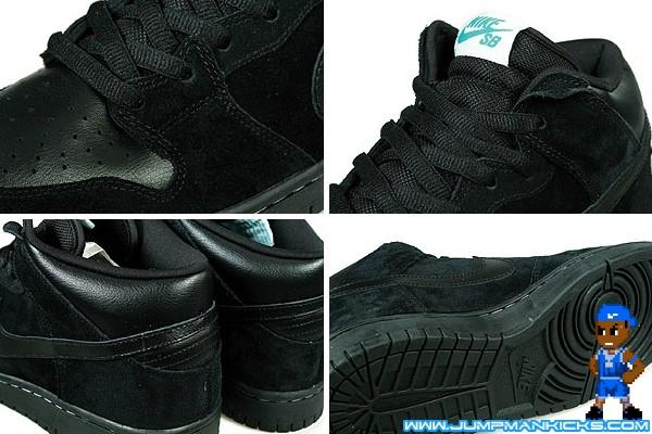 premium selection 8fa1c 6f44f Mens Nike SB Zoom Blazer Mid XT Bota Black Anthracite Dunk AA4100-001