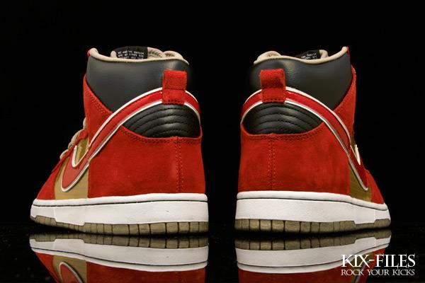 timeless design 9699d 29b73 Nike Dunk SB TECATE Premium Size 8 Supreme metallic gold 305050-701 – Used