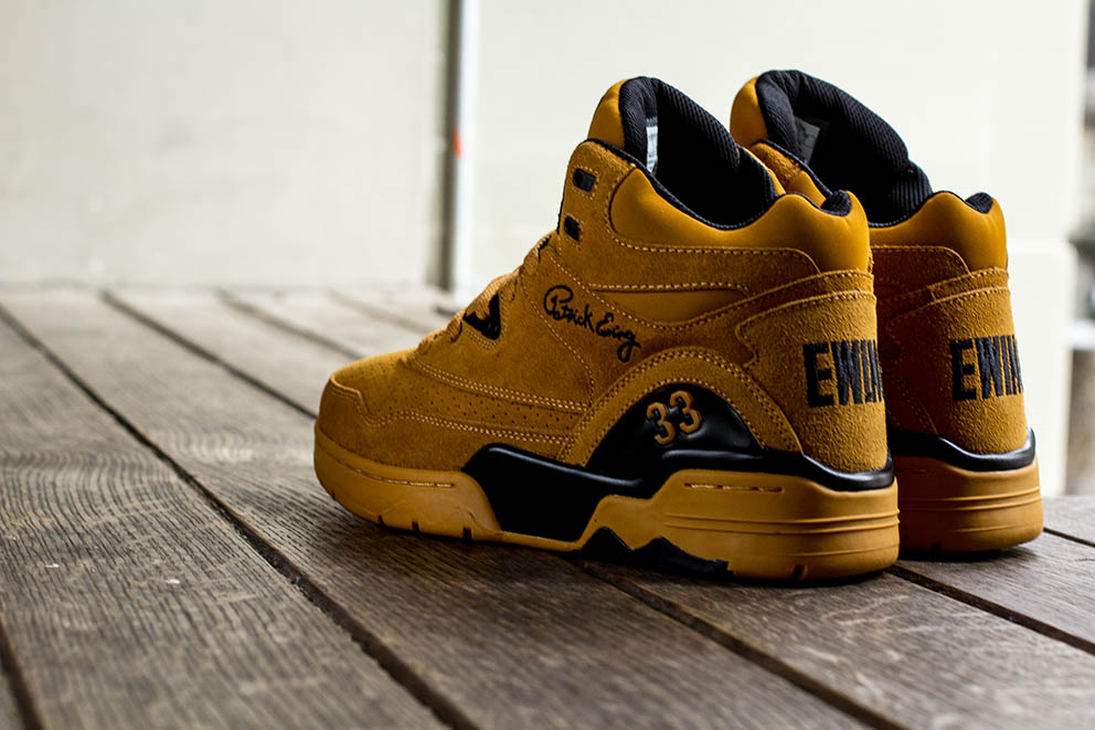 "best sneakers 83857 80e1c PATRICK EWING ATHLETICS 33 HI x EPMD Black Blue Green ""Strictly Business""  1BM002"