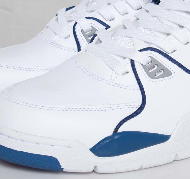 Cheap New Nike Air Flight 89 White Grey