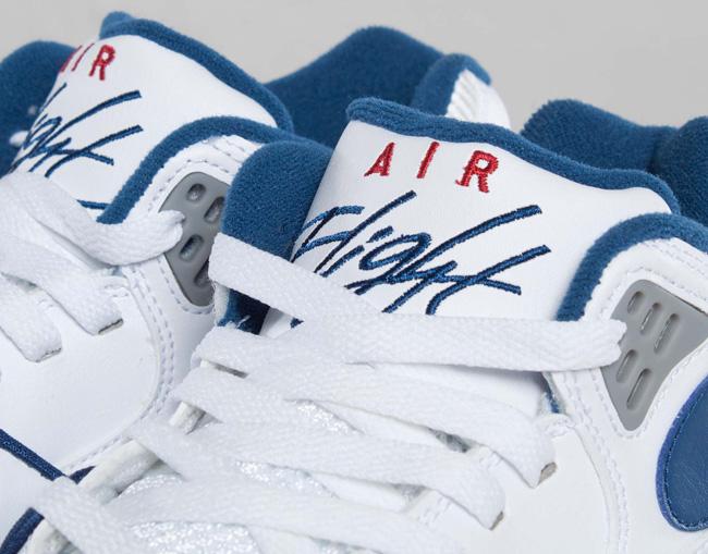 more photos bbf33 73830 Nike Air Flight 89 QS - True Blue - New Images