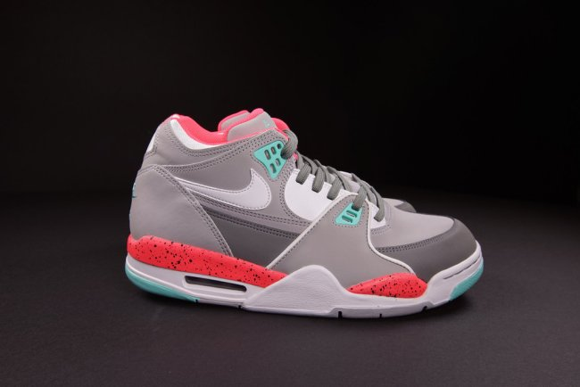 pretty nice 663b0 9594b Nike Air Flight  89. Color  Wolf Grey White-Cool Grey-Hyper Turquoise  Style  306252-023
