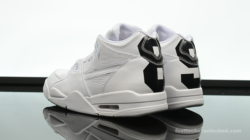 the latest d3099 a064e Nike Air Flight  89 - White  Black - Air 23 - Air Jordan Release Dates,  Foamposite, Air Max, and More