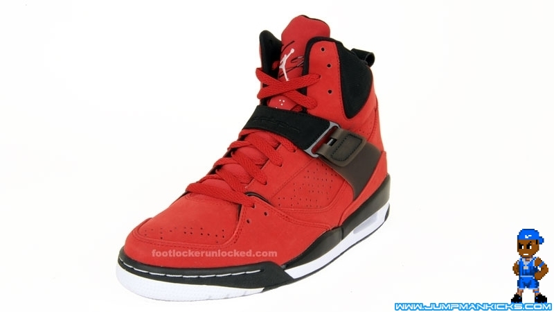 Jordan Flight 45 Varsity Red Black-White - Air 23 - Air Jordan ... 4ebee985b