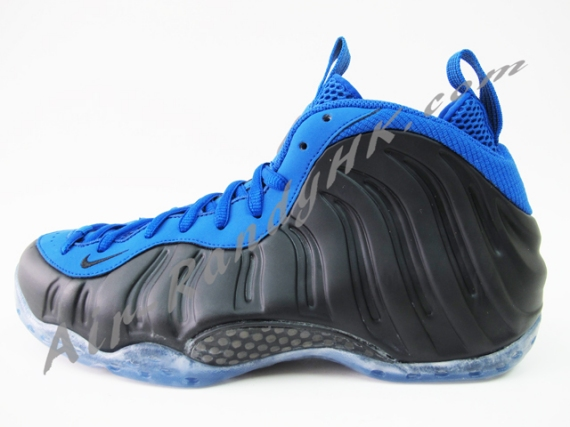a16d7ef89a4 Nike Air Foamposite One Color  Royal Blue   Dull Black – Copper (Sole  Collector Las Vegas) Style  314996-094. Release  9 24 2011