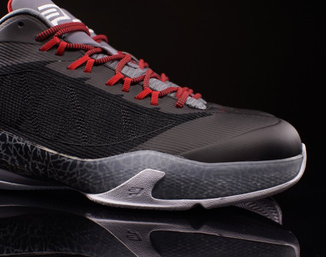 new concept bdaea b191e Nike AIR JORDAN CP3.VIII CHRIS PAUL Mens BASKETBALL BLACK BLUE 810868-035  NEW