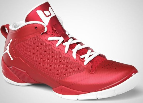 dcc53345a5d1 Jordan Fly Wade II - Varsity Red White