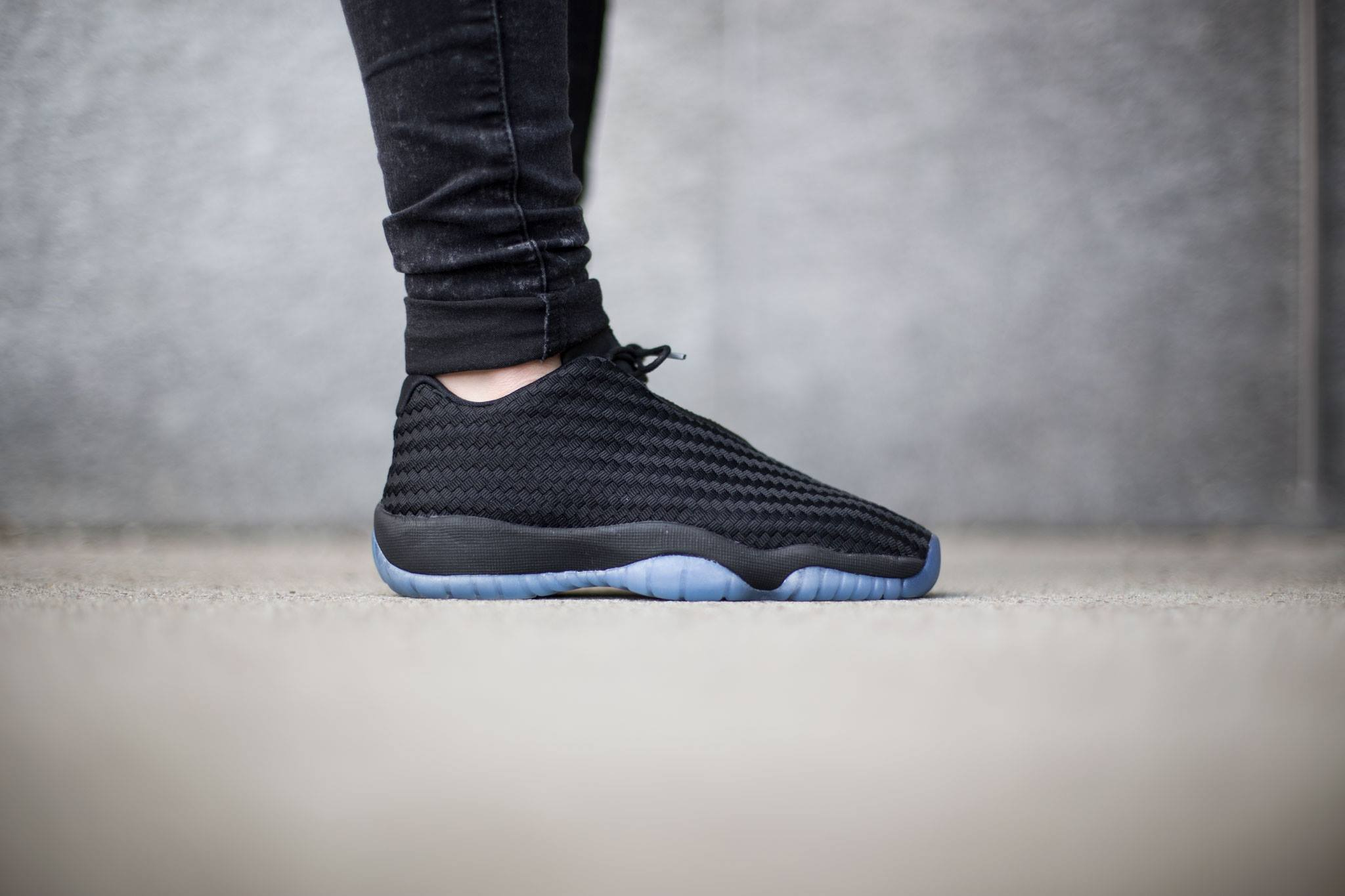 "huge discount 78513 8f591 Air Jordan Future Low ""Gamma Blue"""