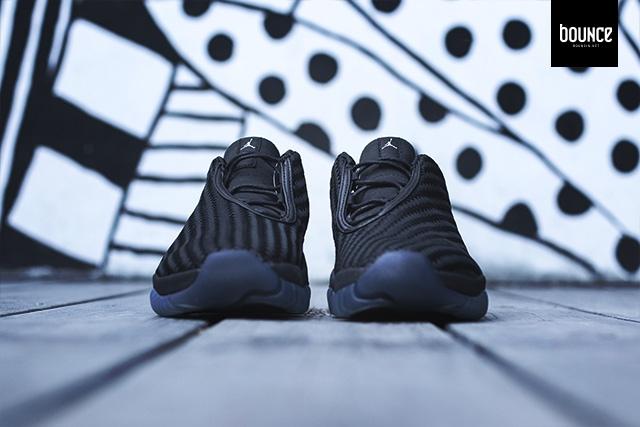 ba8aa5d8a7b6ee Air Jordan Future Low Color  Black Metallic Silver-Black Style  718948-005.  Price   145.00