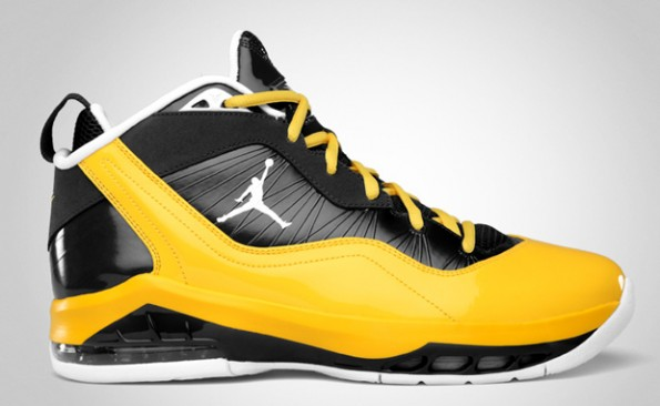 Jordan Melo M8 Color: Anthracite/White-Varsity Maize Style: 469786-008.  Release: 12/??/2011. Price: $135.00