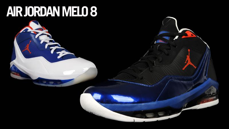 "best service 8f637 ba5dc Jordan Melo M8 ""New York"""