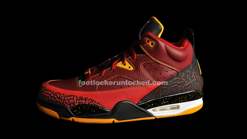 a141387f5125 Jordan Son of Mars Low Color  Team Red Gym Red-University Gold Style  580603 -607. Release  09 14 2013. Price   140.00