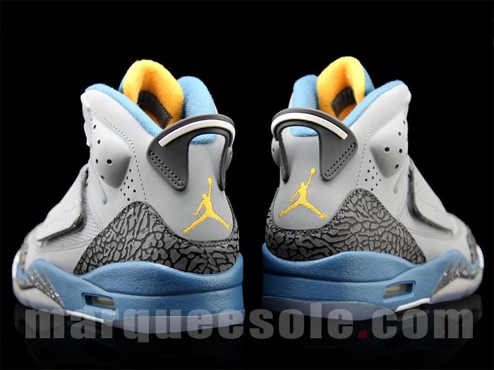 low priced 4d883 eac7c Jordan Son of Mars - Grey Blue