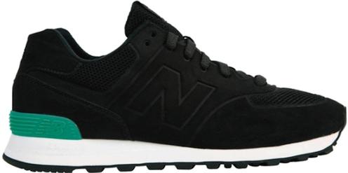 Nuevo Equilibrio 574 Negro Sónico SP1C6Jx4I
