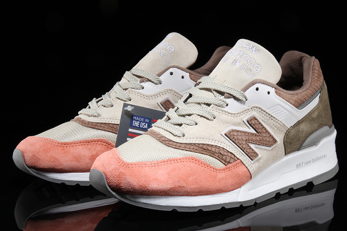 c27a1de4e64b5 ... New Balance 997 Desert Heat at select stores like Premier. On addition,  you can also find most sizes on eBay. Click here to go directly to the  listings ...