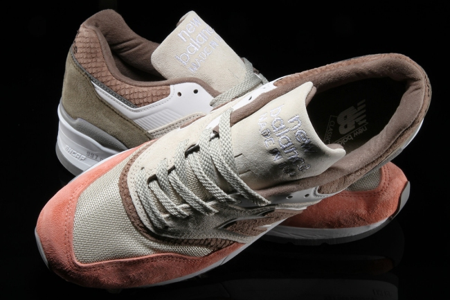 "bdb0784b2b008 The post New Balance 997 ""Desert Heat"" appeared first on Air 23 - Air  Jordan Release Dates, Foamposite, Air Max, and More."