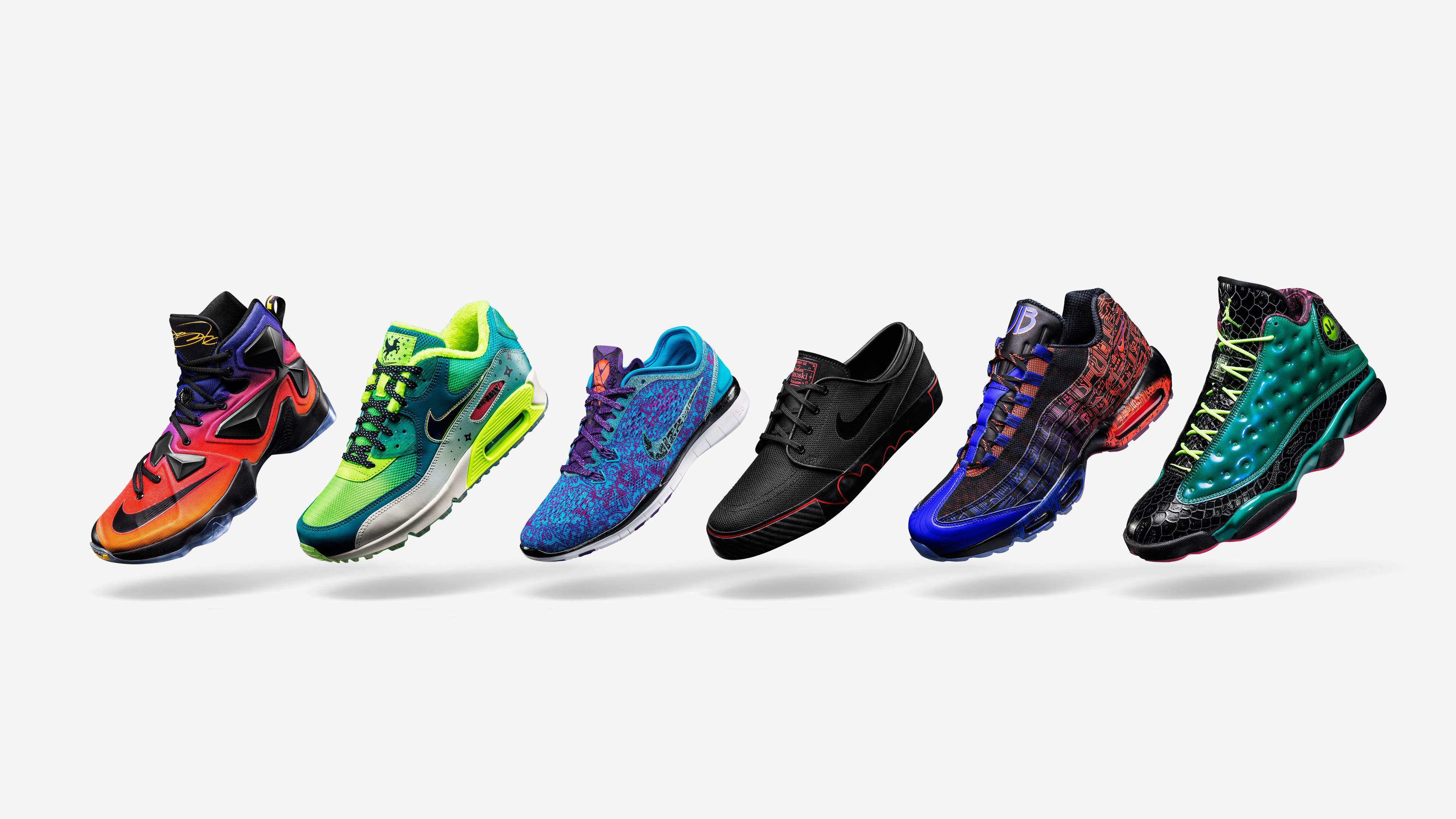 0912f85b75 The 2015 Doernbecher Freestyle Collection will be available beginning  Saturday, November 21, on Nike.com, at select* Nike retail locations across  the ...