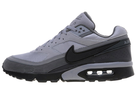 Shades Of Grey On The Nike Air Max BW Ultra •