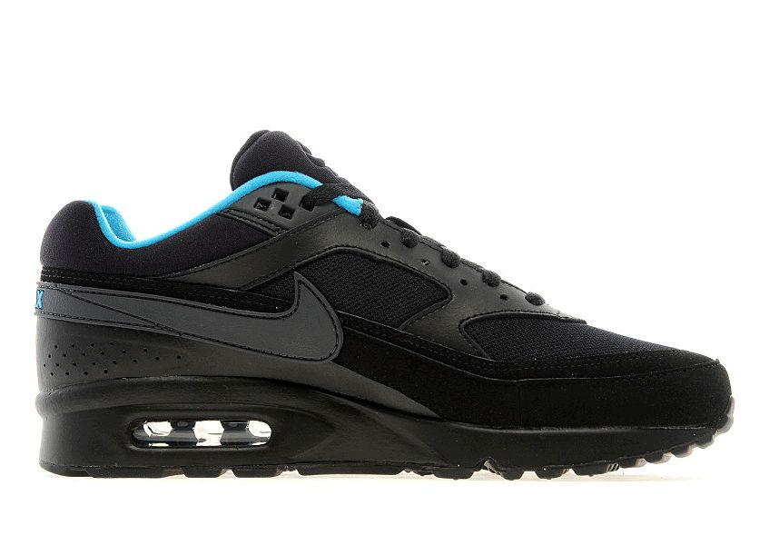 Nike Air Classic BW BlackAnthracite Blue