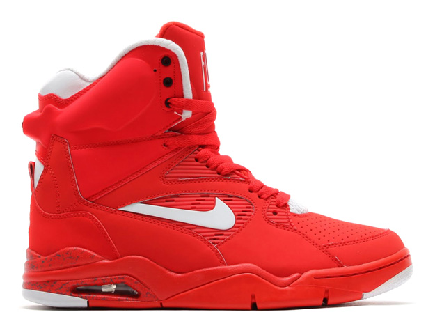 official photos 96640 5d5d8 Nike Air Command Force Color  University Red White-Black-Wolf Grey Style   684715-600