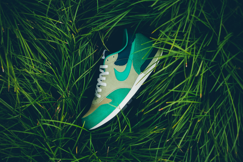 d778c056476b Click here to purchase the Nike Air Epic on eBay. Nike Air Epic Color  Dark  Sage Seaweed-Sail-Lucid Green