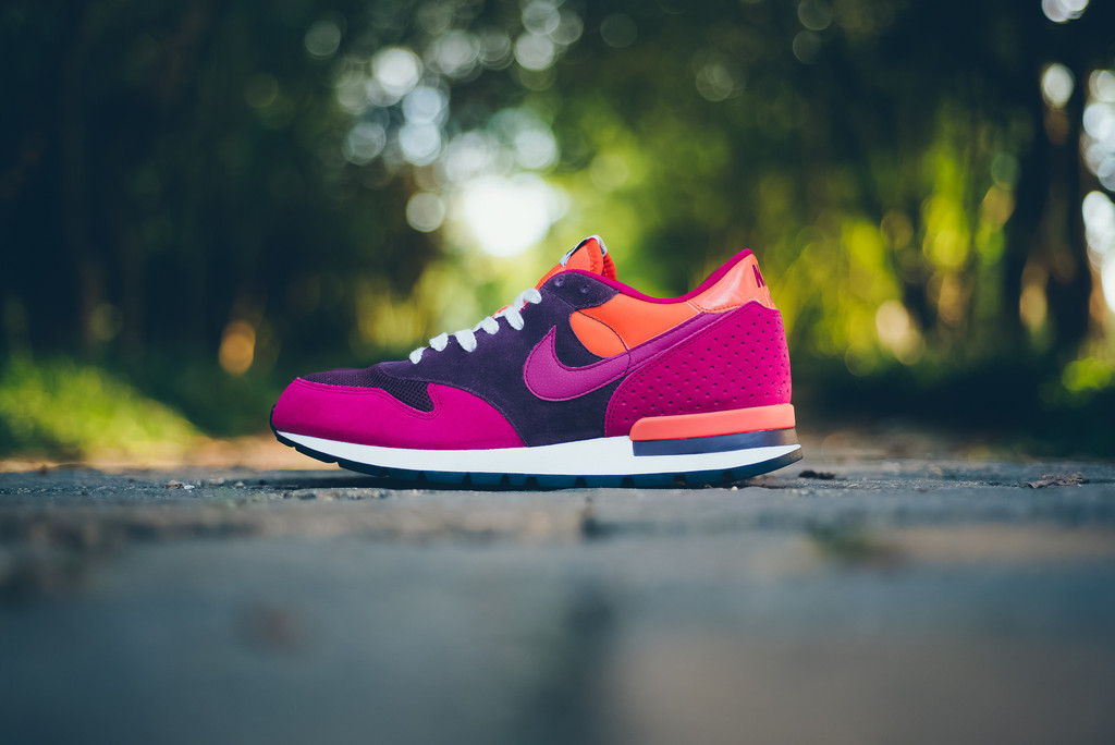 6ba4e07e9 Nike Air Epic QS Color  Deep Burgundy Electro Orange-Sail-Dark Fireberry  Style  810171-600. Price   110.00