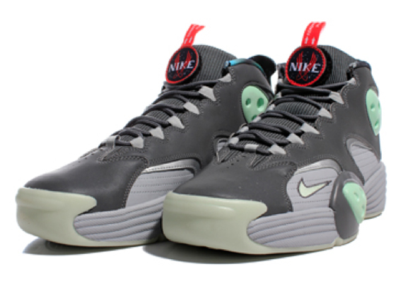 info for 80c22 bee08 Nike Air Flight One Color  Dark Grey Black Style  20502-030. Release  02 23  2012. Price   120.00