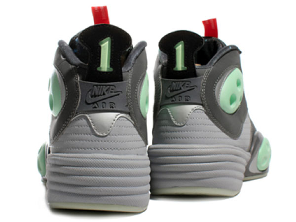 buy popular 968a9 033a0 Color  Dark Grey Black Style  20502-030. Release  02 23 2012. Price   120.00.   35 XMAS SALE ~ SIZE 10.5 ~Nike AIR FLIGHT ONE NRG WHITE BLACK RED  520502-106
