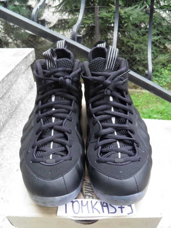 f9f0775d4a71d Nike Air Foamposite One Color  Black Black-Medium Grey Style  314996-010.  Release  12 14 2012. Price   220.00