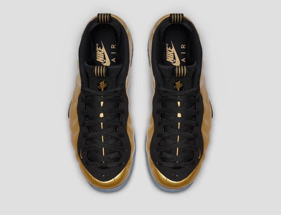 finest selection 7eb41 89c73 Color  Metallic Gold Metallic Gold-Black Style  314996-700. Price   230.00. nike  air foamposite one metallic gold Size 8.5