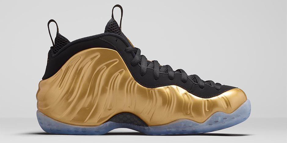 online retailer d3ee2 7c571 Reminder: Nike Air Foamposite One