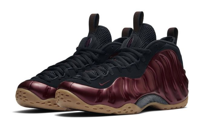 ecbf2b9fd547b Nike Air Foamposite One Night Maroon - Images