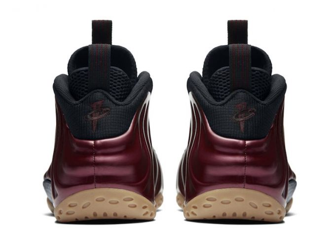 2549a5c08c582 Nike Air Foamposite One Night Maroon Black Gum 314996-601 Size 6.5-9